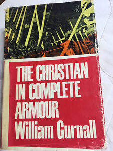 Christian in complete armour bible book