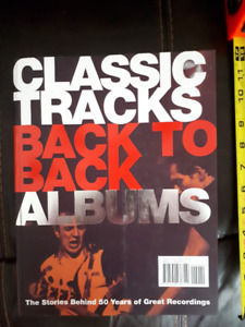 Classic Tracks Back to Back Albums and Singles softcover book
