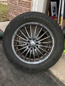 """Fast Rims 16"""" and Tires $250 OBO"""