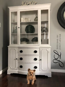 Beautiful Shabby Chic Hutch