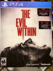 The Evil Within - Special Edition (PS4)