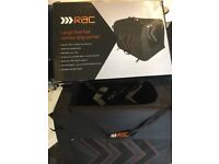 RAC Dog Carrier and RAC Fold Flat Dog Crate sold separately or together