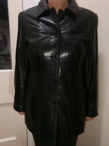 Womens Danier Leather Jacket