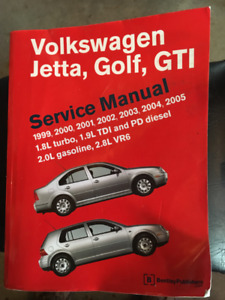 VW Bentley Repair Shop Manual