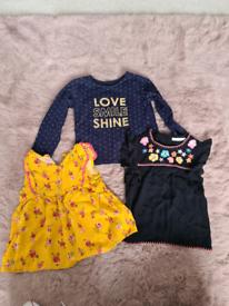 Girls clothing bundle 7-8years