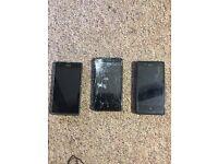 Nokia Sony lg windows phones