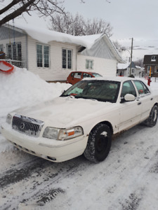 2007 Mercury Grand Marquis Berline