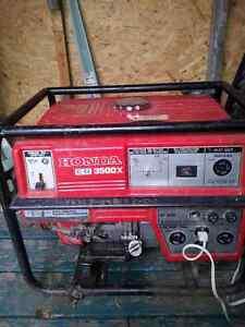 Honda Generator EB3500X
