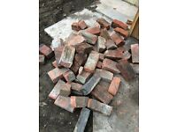 Victorian reclaimed bricks