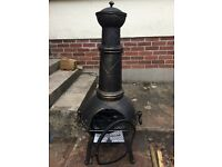 Chimenea Cast Iron