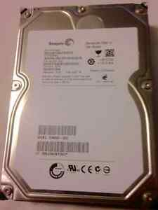 Seagate 750GB 7200rpm  3.5inch hard drive - Perfect Condition London Ontario image 1