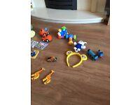 Baby boy toy bundle