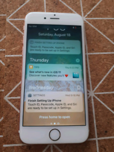 IPhone 6S 32GB couleur Rose Déverrouiller