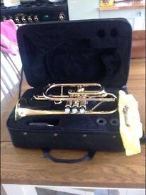 sonata brass cornet