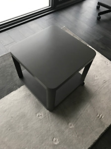 Selling TINGBY Side Table on casters - Gray from IKEA