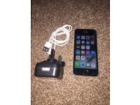 iPhone 5s 16GB open to all networks
