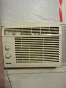 A/C and two floor fans - $60 OBO