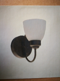 Two Wall Lamps
