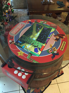 Wine Barrel Arcade Machine **500+ Games with warranty** Cambridge Kitchener Area image 7