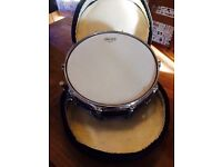 "Ludwig 14x5"" Classic Lug Supra-Phonic Black Beauty Snare Drum"
