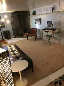 Fully Furnished Basement in Highlands