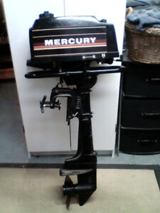 3.5  Mecury Outboard motor