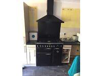 Range master Elan 90cm oven