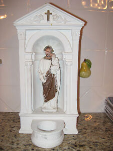 1929 Statue of Joseph and Baby Jesus