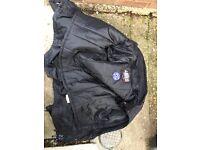 Akito motorcycle jacket medium