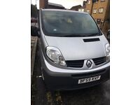 Renault Traffic 9 seater excellent condition 2 previous Owner 2 months Comprehensively Warranty