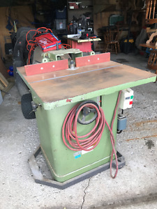 Wood Shaper B702 by Busy Bee Machine Tools