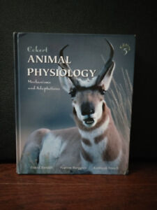 Eckert Animal Physiology 5th by Randall