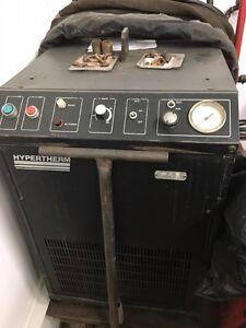 Decoupeuse a plasma Hypertherm MAX100 100 amperes débaras