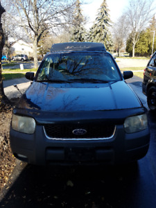 2003 Ford Escape XLT Sport SUV, Crossover