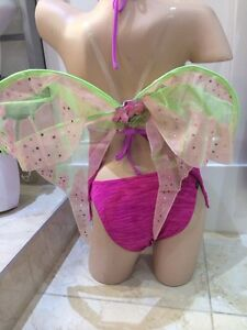 Fairy tinkerbell Wings Crystal Halloween costume