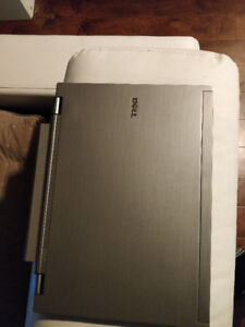 Dell i7 laptop workstation