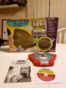 Fisher Price Read With Me DVD