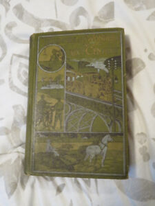 vintage 1899 TRIUMPHS and WONDERS of the XIXth CENTURY