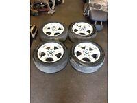 Bmw E87 1 Series 16 Inch Alloy Wheels