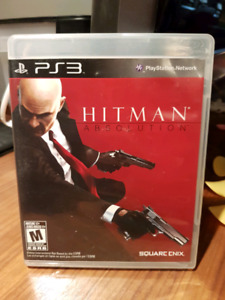 Hitman Absolution for PS3