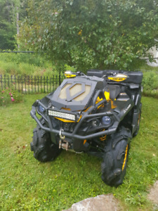 Can Am Outlander XMR 650
