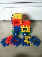 Little Tikes Wee Waffle Blocks'n Wheels