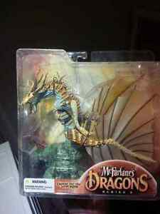 McFarlane WATER DRAGON QUEST LOST KING SERIES 3