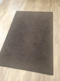 Brown Rug from Ikea