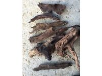 Job lot of blog wood for Aquarium fish tank