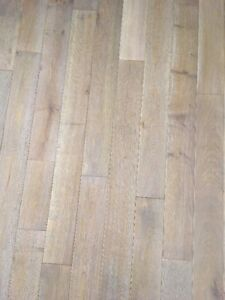 Oak Engineered Harwood Flooring