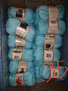 61 bins of yarn for sale!!!
