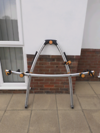 Smart for 2 cycle rack