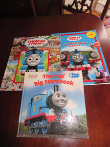 3 Great Thomas the Tank Bks - Look/find Stickers 6 in 1 Stories