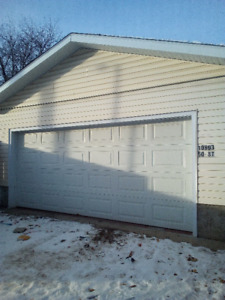 Double Garage for Parking/Storage only!
